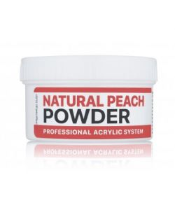Natural Peach Powder (Базовый акрил натуральный персик) 60 гр., Kodi Kodi Professional