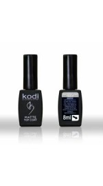 MATTE TOP COAT VELOUR 8 МЛ