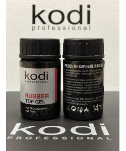 Rubber Top+ Rubber Top 14 мл, (как 30 мл), Kodi Kodi Professional