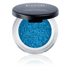 Eyeshadow Diamond Pearl Powder 10 Cobalt wave (тени для век с шиммером, цвет:Cobalt wave), 2г, Kodi