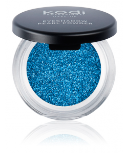 Eyeshadow Diamond Pearl Powder 10 Cobalt wave (тени для век с шиммером, цвет:Cobalt wave), 2г 20055950, Kodi Kodi Professional