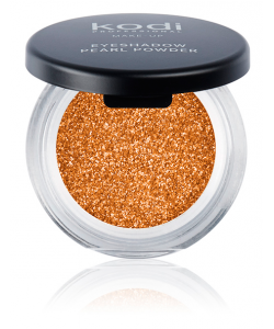 Eyeshadow Diamond Pearl Powder 04 Gold desert (тени для век с шиммером, цвет:Gold desert), 2г, Kodi Kodi Professional