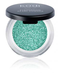 Eyeshadow Diamond Pearl Powder 05 Atlantic (тени для век с шиммером, цвет: Atlantic), 2г, Kodi Kodi Professional