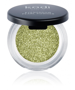 Eyeshadow Diamond Pearl Powder 09 Green fever (тени для век с шиммером, цвет:Green fever), 2г 20055943, Kodi Kodi Professional